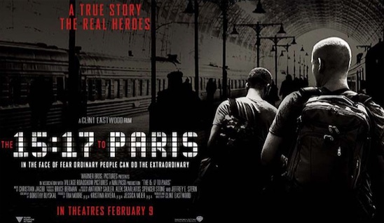 15:17 to Paris disappoints at box office