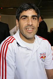 Claudio Reyna, Captain America of the U.S. Men's Soccer team