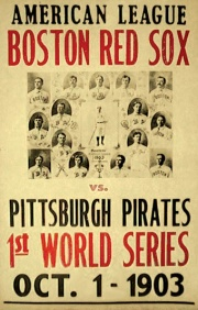 First World Series: 1903