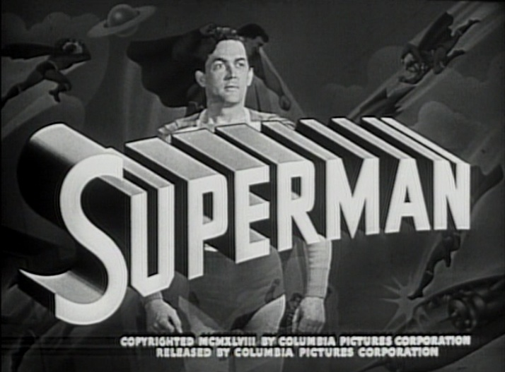 Superman (1948) opening credits