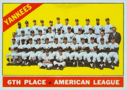 1966 New York Yankees