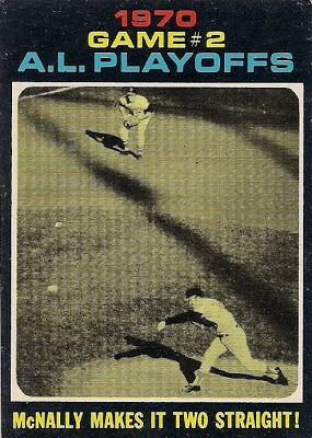 1970 ALCS game 2