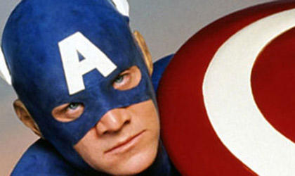 1990 Captain America movie