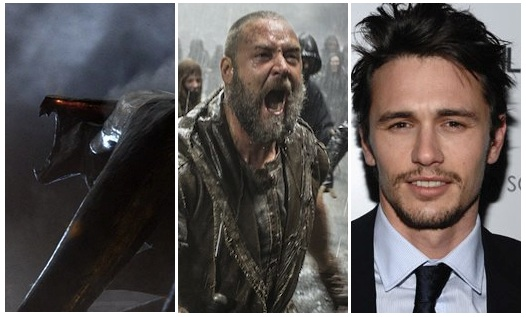 How did the world end in 2014 movies?