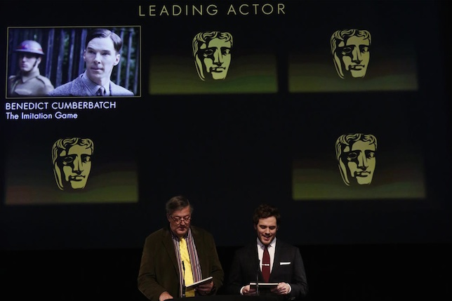 BAFTA nominees 2014