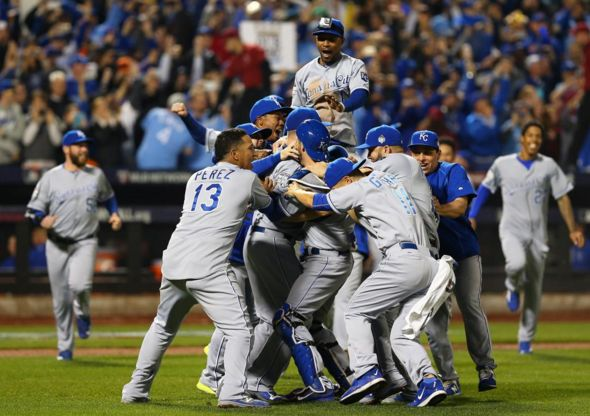 2015 Kansas City Royals: World Champions