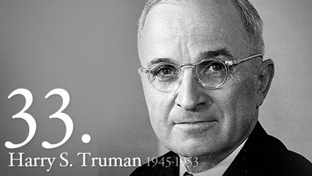 Harry S. Truman, 33rd president, and healthcare reform