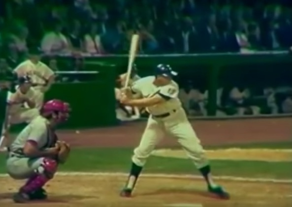 Harmon Killebrew goes deep