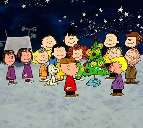 """All it needs is a little love, Charlie Brown"": A Charlie Brown Christmas"