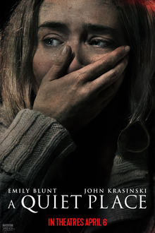 A Quiet Place movie review weakness
