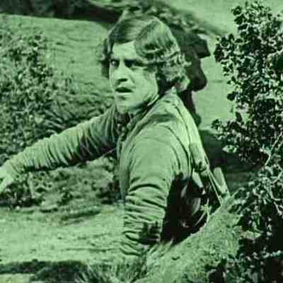 Alan-a-Dale in the 1922 'Robin Hood'