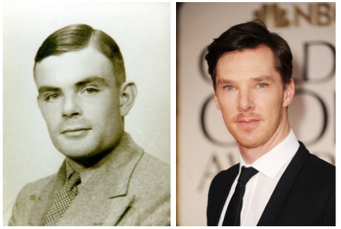Benedict Cumberbatch as Alan Turing?