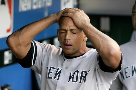 Alex Rodriguez, PEDs, suspension