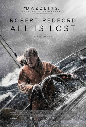 Robert Redford in J.C. Chandor's All Is Lost
