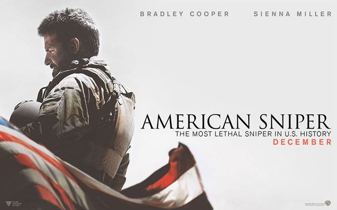 American Sniper: No. 1 movie of 2014?