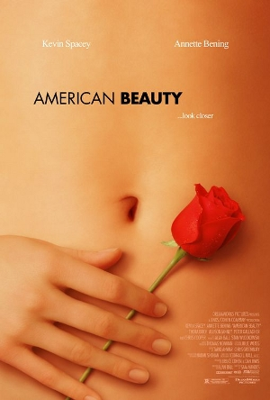 "poster for ""American Beauty"" (1999)"