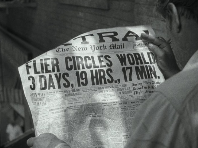 Flier Circles World: Angels with Dirty Faces