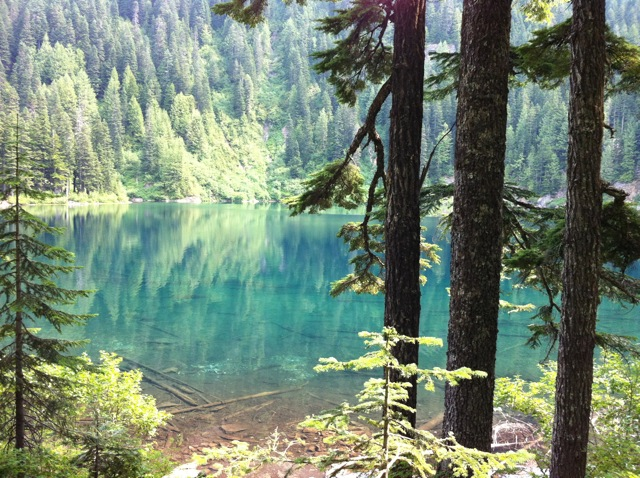 Annette Lake, Washington