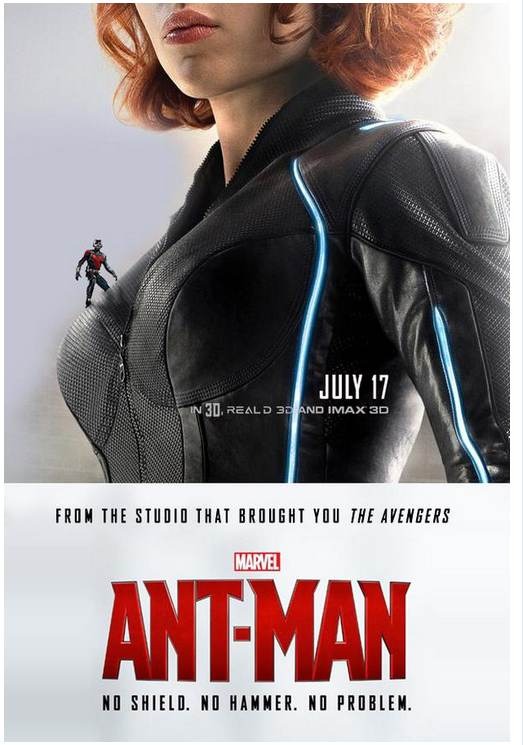 Ant-Man/Black Widow poster