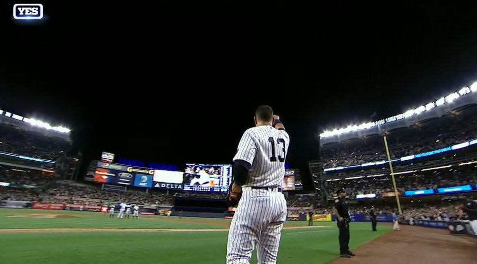 A-Rod's last game: lucky 13