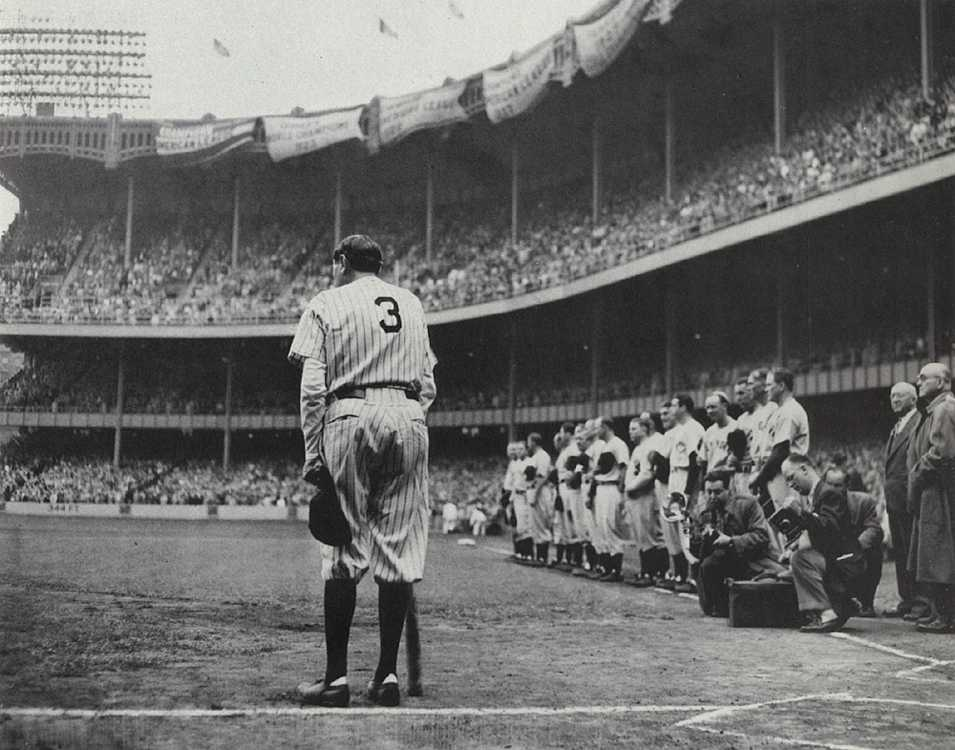 Babe Ruth Day, 1947