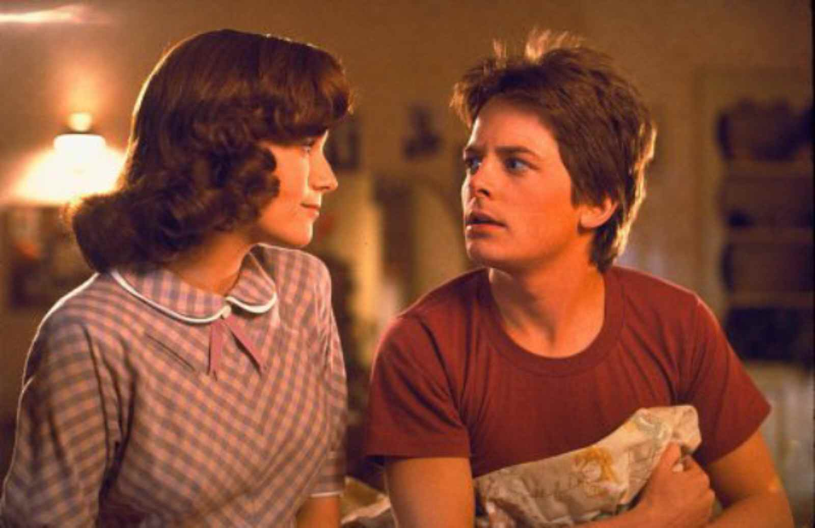 "Oedipal issues in ""Back to the Future"""
