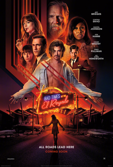 Bad Times at the El Royale review Tarantino