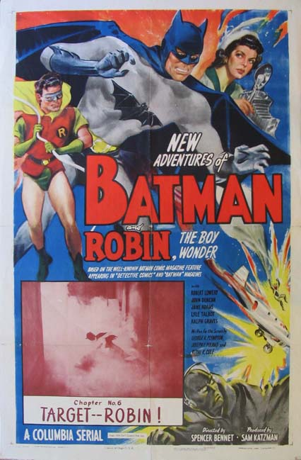 """Batman and Robin"" (1949)"