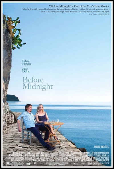 Before Midnight/ Before Sunrise