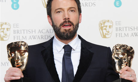 Ben Affleck, best director, BAFTAs