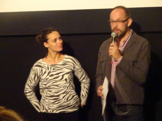 Berenice Bejo at SIFF festival in Seattle