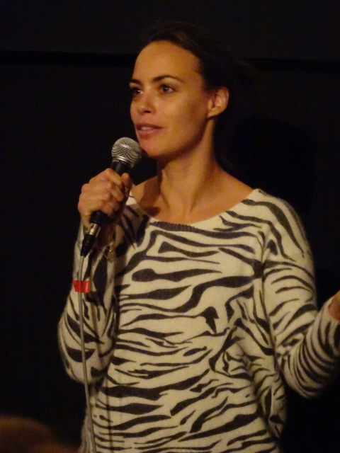 Berenice Bejo in Seattle