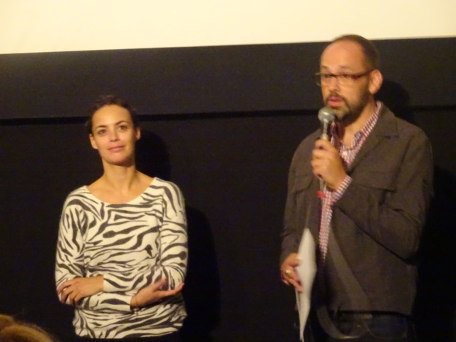 Berenice Bejo at SIFF in Seattle