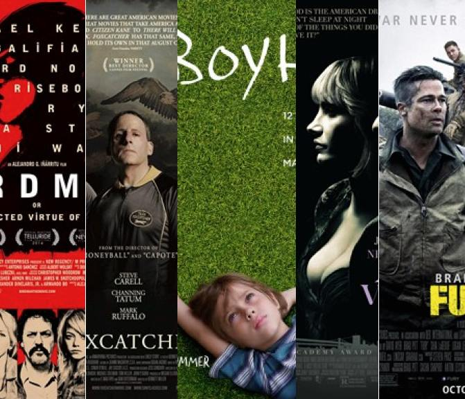 2014 best picture candidates