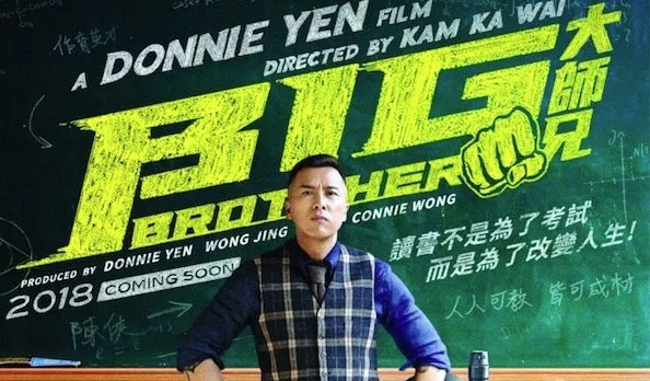 Review of Big Brother with Donnie Yen