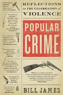 Bill James: Popular Crime