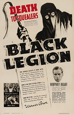 Black Legion movie review