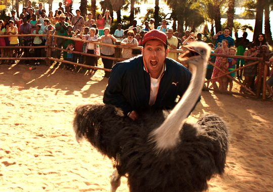 "Adam Sandler in ""Blended"""