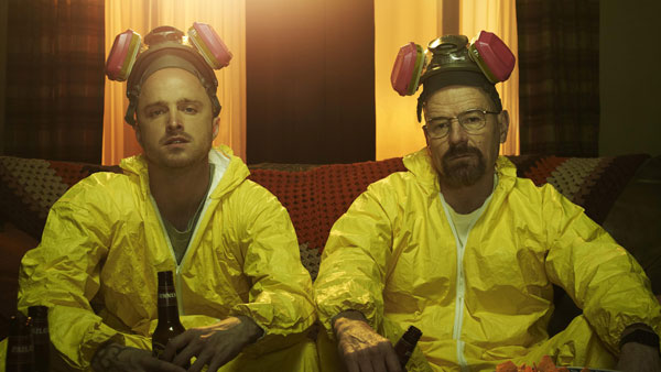 Breaking Bad: Walt and Jesse