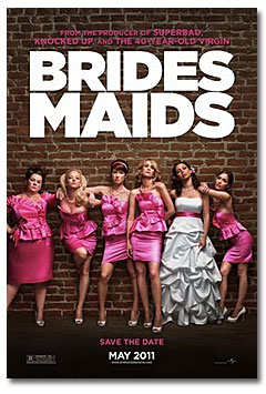 "Poster for ""Bridesmaids"" (2011)"