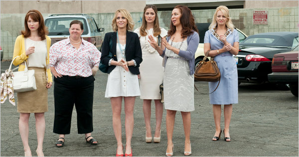 "The women of ""Bridesmaids"" (2011)"