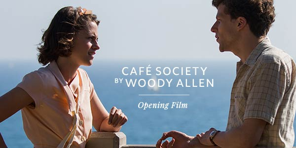 Cafe Society by Woody Allen
