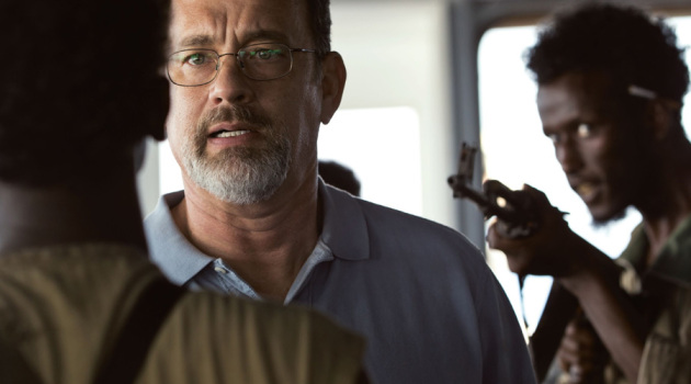 Tom Hanks as Captain Phillips