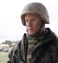 "The Captain America of ""Generation Kill"""