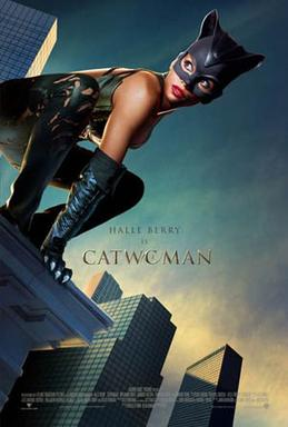 Catwoman with Halle Berry