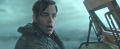"Chris Pines in ""The Finest Hours"""