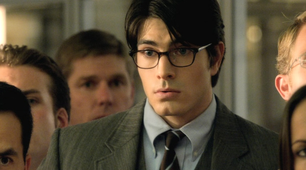 "Brandon Routh as Clark in ""Superman Returns,"" 2006"