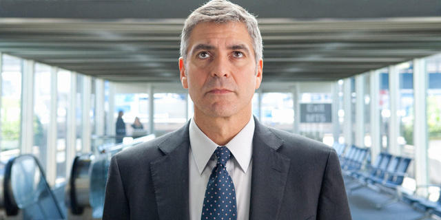 "George Clooney in ""Up in the Air"" (2009)"