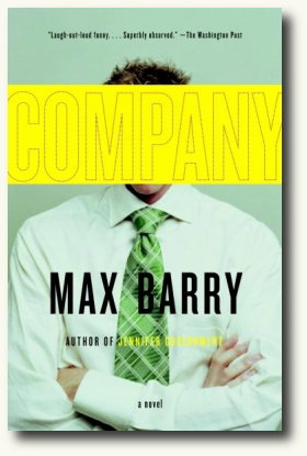 Max Barry's 'Company'