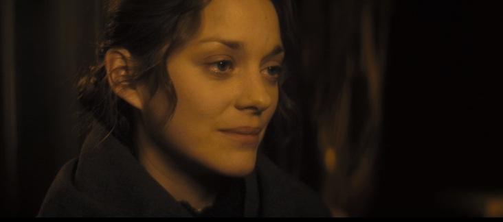 "Marion Cotillard in ""The Immigrant"""
